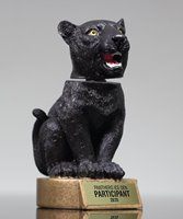 Picture of Panther Bobblehead Mascot Trophy