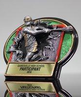 Picture of Burst Through Lacrosse Female Trophy