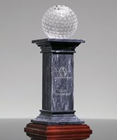 Picture of Classic Golf Pillar Trophy