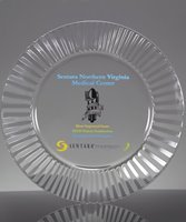 Picture of Sunburst Glass Tray