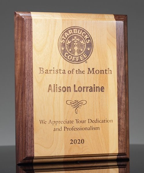 Picture of Red Alder Plus Plaque