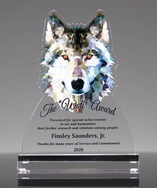 Picture of Wolf Spirit Award
