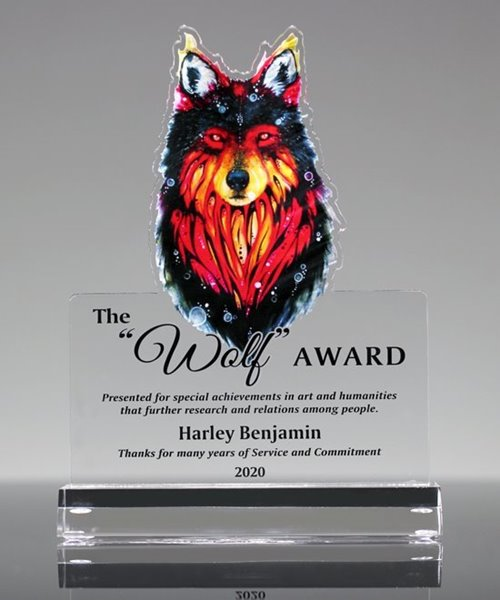 Picture of Wolf Loyalty Award