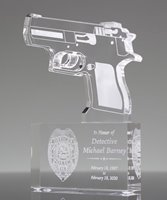 Picture of Laser Engraved Glock Award