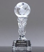 Picture of Crystal Athena Award