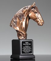 Picture of Horse Head Award