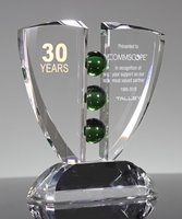 Picture of Crystal Pinion Award