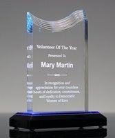 Picture of Sapphire Ridge Acrylic Award