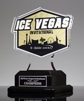 Picture of Grand Custom Acrylic Trophy