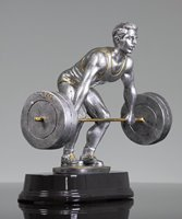 Picture of Weightlifter Dead Lift Trophy