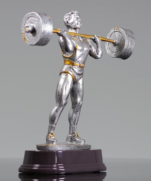 Picture of Weightlifter Press Trophy