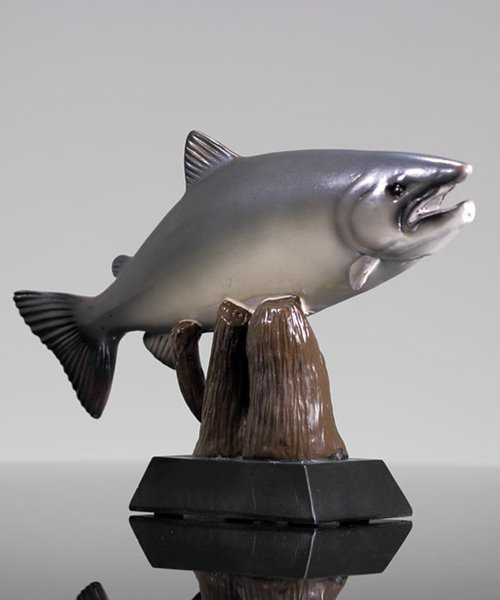 Picture of Resin Salmon Trophy