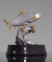 Picture of Resin Fishing Trophy