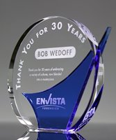 Picture of Metaphor Crystal Award