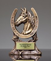 Picture of Horseshoe Award