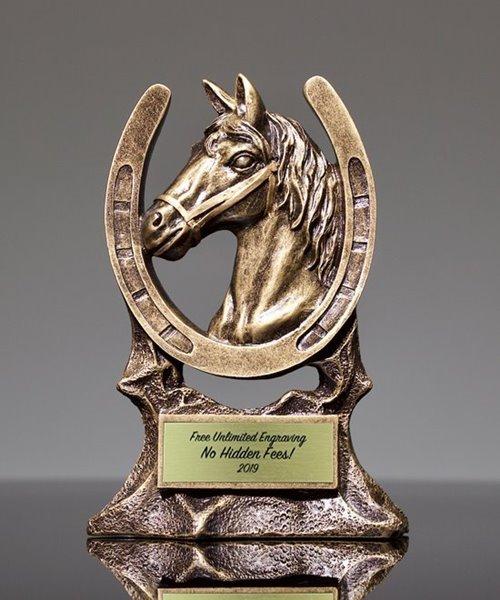 Picture of Horseshoe Award