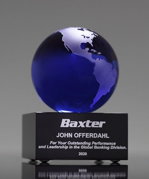 Picture of Top Performance Globe Award