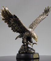 Picture of Antique Gold Eagle Award