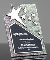Picture of Silver Star Award