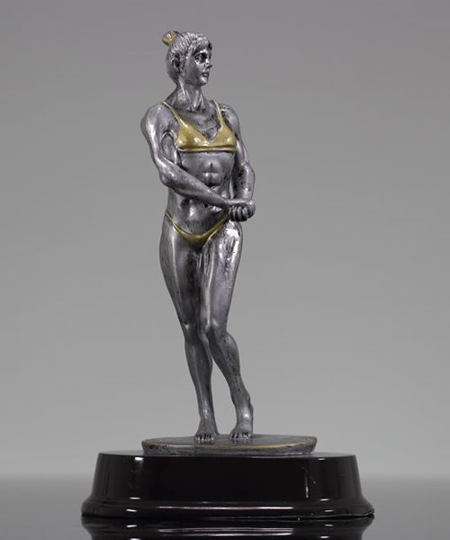 Picture of Female Bodybuilder Trophy