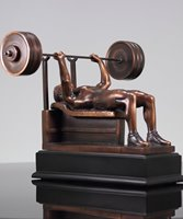 Picture of Premium Bench Press Trophy