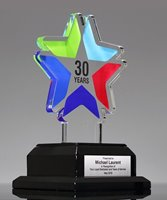 Picture of MegaPrint Custom Acrylic Award