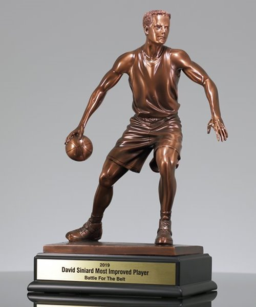 Picture of MVP Basketball Sculpture