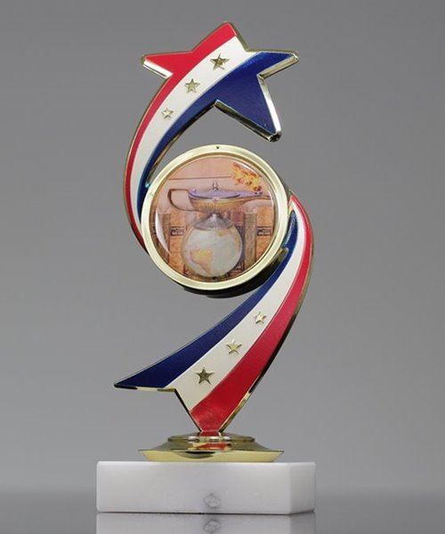 Picture of USA Academic Trophy