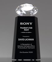 Picture of Presidential Diamond Award