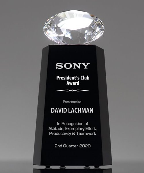 Picture of Presidential Diamond Award