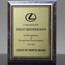 Picture for category Engraved Plaques Miami