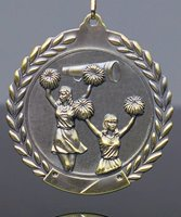 Picture of Traditional Cheerleading Medal
