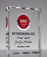 Picture of Cascade Acrylic Award