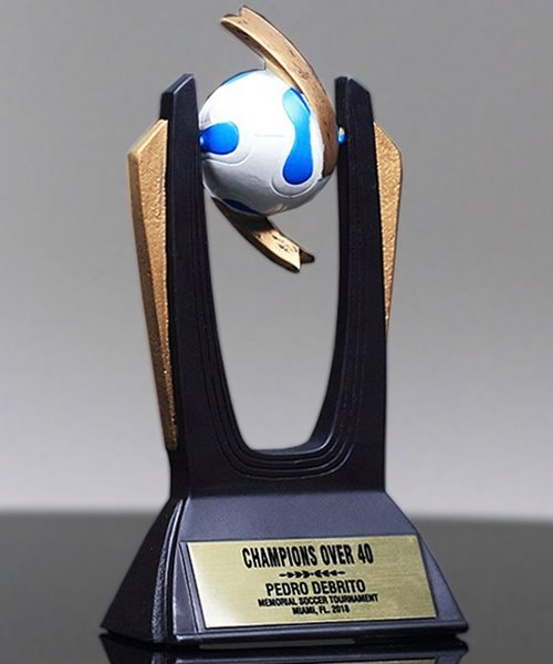 Picture of High Top Soccer Award