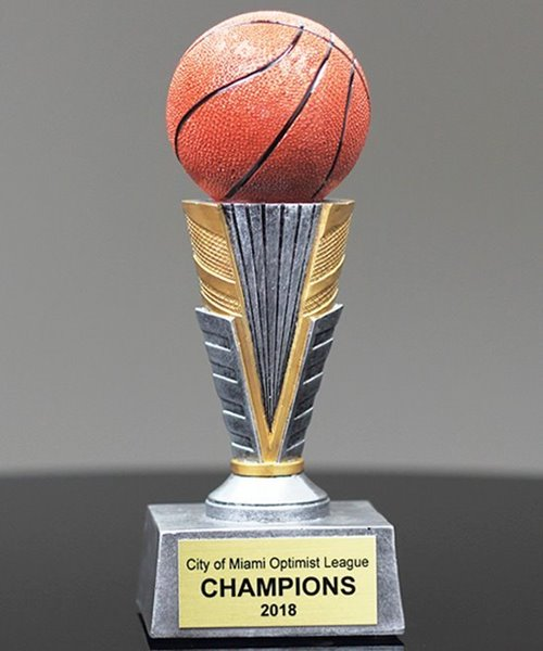 Picture of Basketball Ovation Trophy