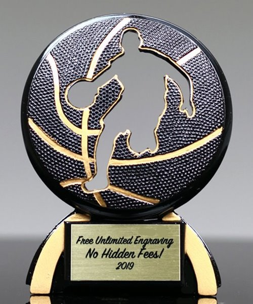 Picture of Basketball Male Shadow Trophy