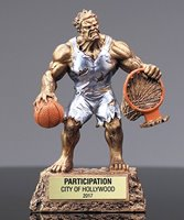 Picture of Monster Basketball Trophy