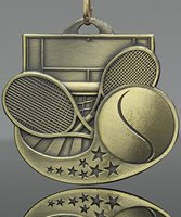 Picture of Tennis Star-Blast Medals
