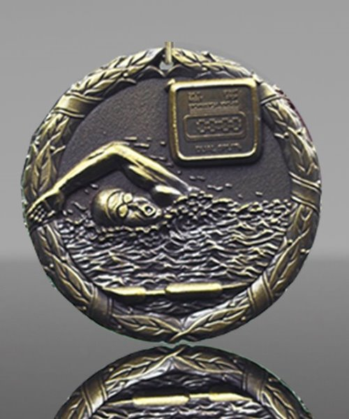 Picture of Classic Swimming Medals