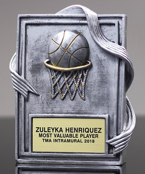 Picture of Basketball Wedge Award