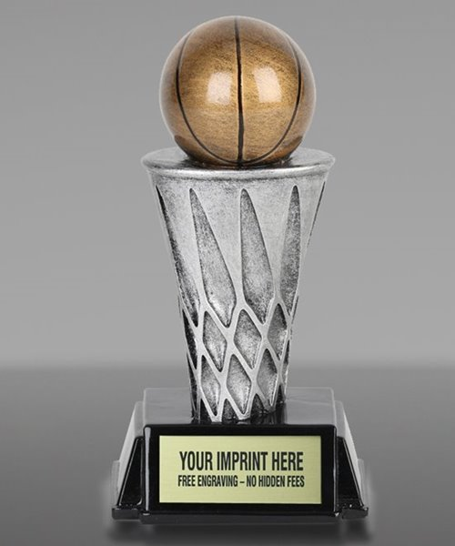 Picture of World Class Basketball Trophy