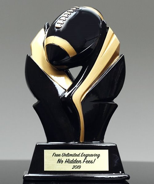 Picture of Achievement Football Award