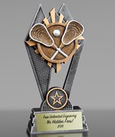 Picture of Sun Ray Lacrosse Award