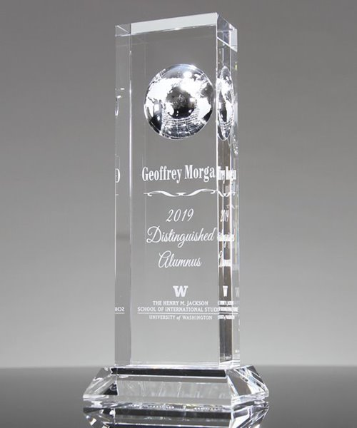 Picture of Vision World Globe Award