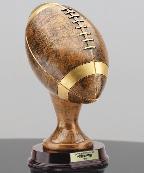 Picture of Football Sculpture Trophy