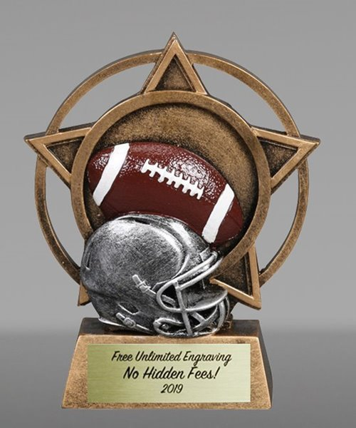 Picture of Orbit Football Trophy