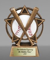 Picture of Orbit Baseball Trophy