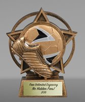 Picture of Orbit Soccer Trophy