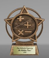 Picture of Orbit Math Trophy