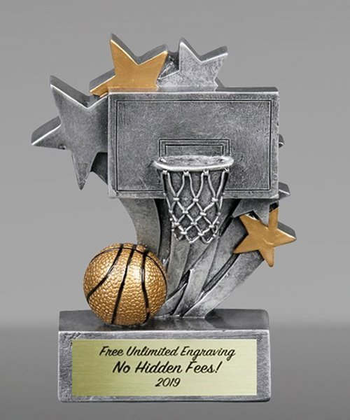 Picture of Star Blast Basketball Award